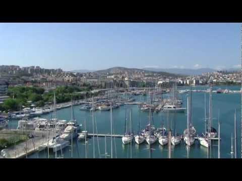 Kusadasi Cruise Port, Turkey