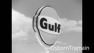 1964 Gulf Service Station Commercial - 4 Power NoNox Gasoline