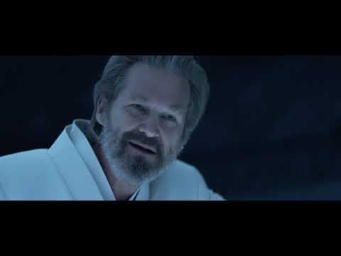 Трон  Наследие   Кевин Флинн рассказывает сыну что он создал это  мир с помощью Клу и Трона