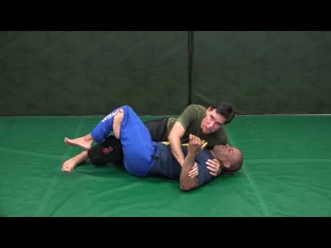 BJJ For The Street - Half Guard Top Strategy