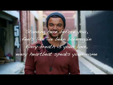 Angels brought me here Guy Sebastian piano instrumental lyrics