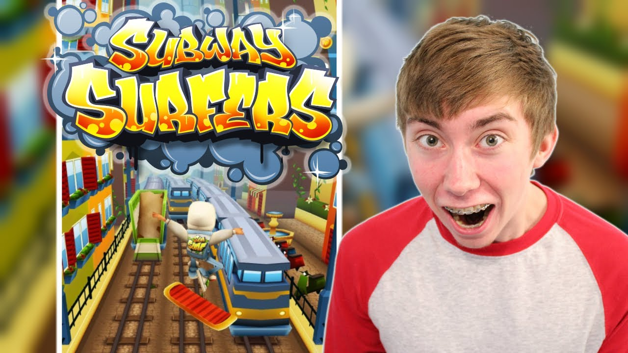 Download Subway Surfers - INFINITE HOVERBOARDS - Part 2 (iPhone Gameplay Video)