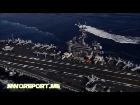 U.S  Deployed Advanced Strike Group, USS Carl Vinson, To South China Sea