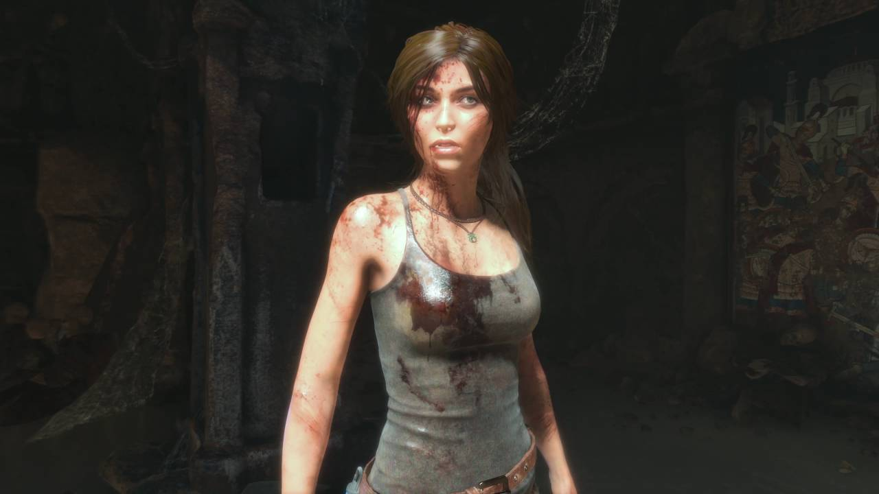 Rise Of The Tomb Raider PS4 Pro Offers 4K, High Frame Rate