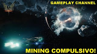 MINING COMPULSIVO! | Elite Dangerous | Full HD ITA