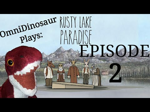 Omni Plays: Rusty Lake Paradise Ep 2