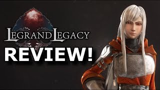 Legrand Legacy Review! Indie Final Fantasy? (Switch/PC)