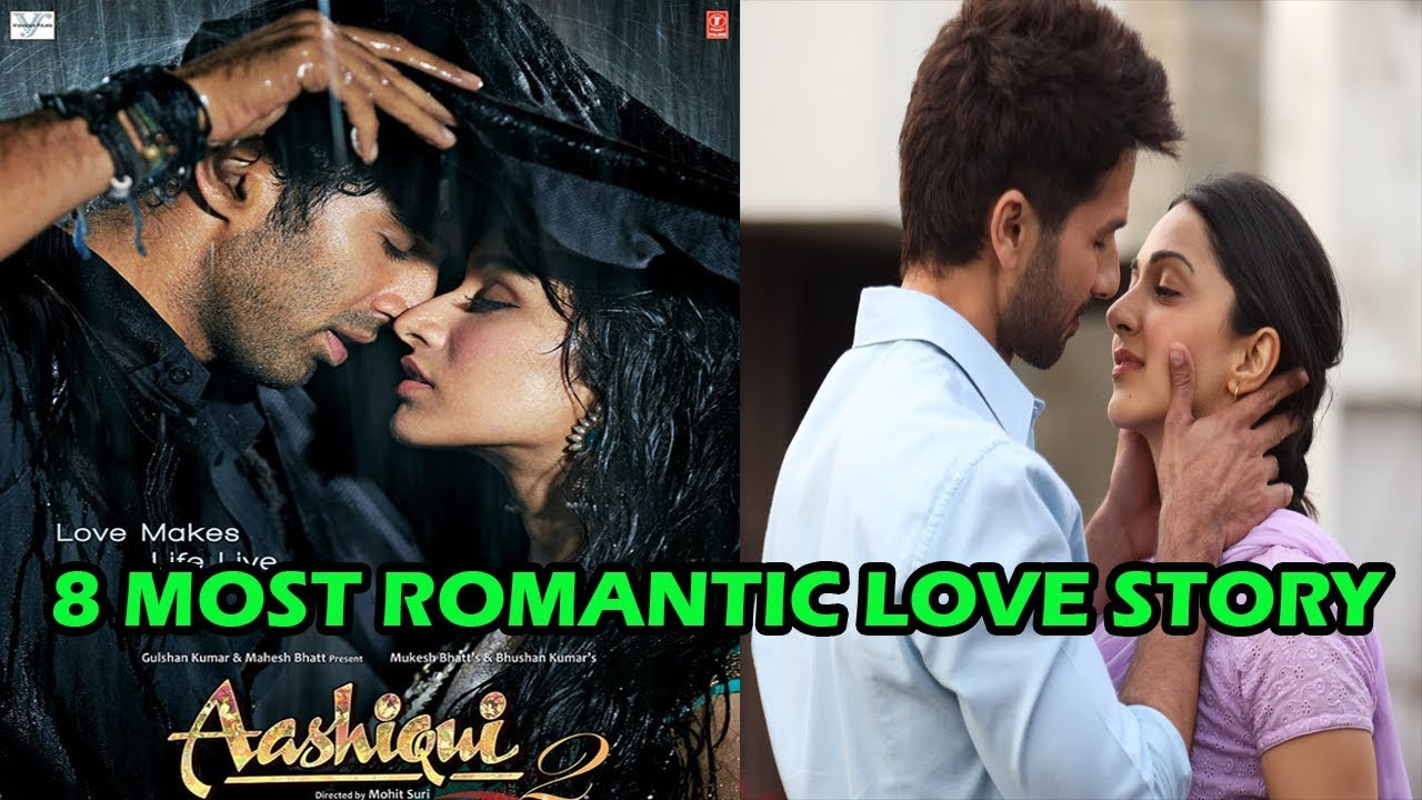 Download Top 8 Bollywood Most Romantic Love Story Movie You Must Watch Once | The Topic