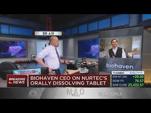 Biohaven CEO Says New Migraine Treatment Is A 'game Changer For Patients'