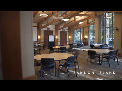 Video Tour of the Bannon Island Room at Sierra Health Foundation's Conference and Education Center