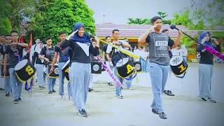 Drumband SMAN 1 Tanjungpinang [Angkatan 58 T.A. 2016/2017]