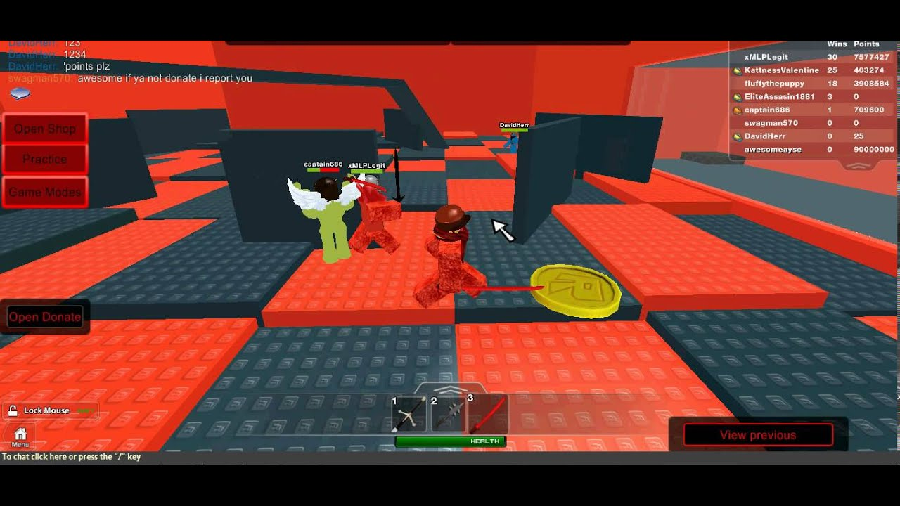 Roblox Speed Ghost Hacks And Sword Fighting Tournament
