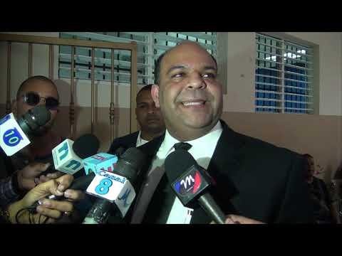 Ministerio público depositó el conocimiento de medida de coerción en contra de la ex fiscal de Montecristi y agentes de la DNCD.