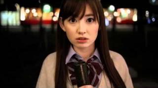 "AKB48 15thシングル「桜の栞」 永久保存版「ほんとは好きでした」映像 宮崎美穂/小嶋陽菜 2010.2.17 ON SALE Sakura no Shiori (Cherry Blossom Bookmark) ""Honto ..."
