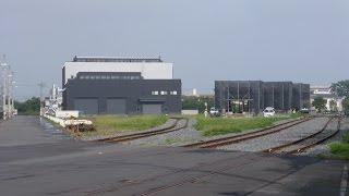 【東武鉄道SL復活へ向けた動き】SL研修庫の隣に、さらに新しい施設を建設中