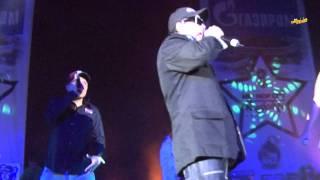 Выступление Bad Balance на Hip-Hop City Moscow