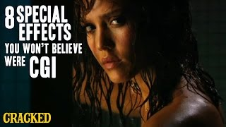 8 Special Effects You Won't Believe Were CGI