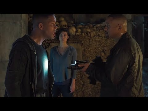 Download Fighting scene between OLD VS YOUNG Will Smith from Gemini Man2019