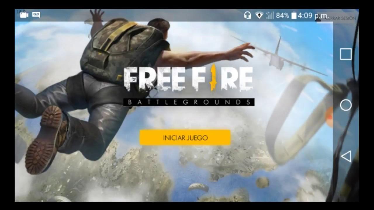 Iniciando En Free Fire Battlegrounds Con Yolo Garcia Youtube