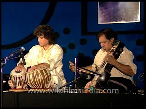 Zakir Hussain - Sivamani percussion extravaganza