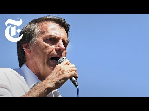 Could a Far-Right Politician Be Brazil's Next President? | NYT News
