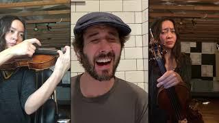 Josh Groban - Hallelujah (w/ Lucia Micarelli) (#ShowerSongs)