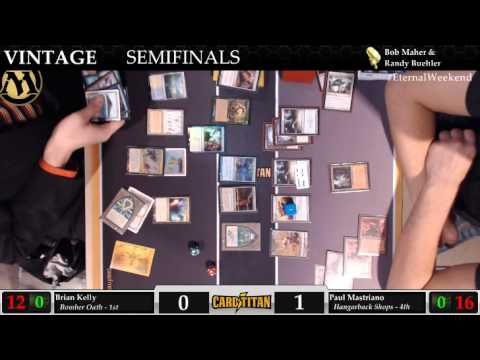 2015 Vintage Champs - Semifinals