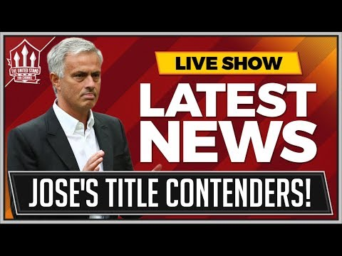 MOURINHO's MANCHESTER UNITED Are Officially Title Contenders! MAN UTD News