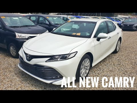 All New Toyota Camry Philippines Harga Kijang Innova 2016 2019 Review Release 2 5g White Pearl Walk Around