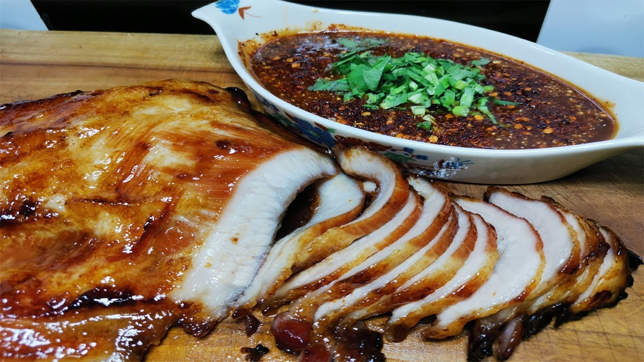สูตรหมักคอหมูย่าง แค่หมักกับสิ่งนี้เนื้อฉ่ำนุ่ม พร้อมสูตรน้ำจิ้มแจ่วรสเด็ด grilled pork neck