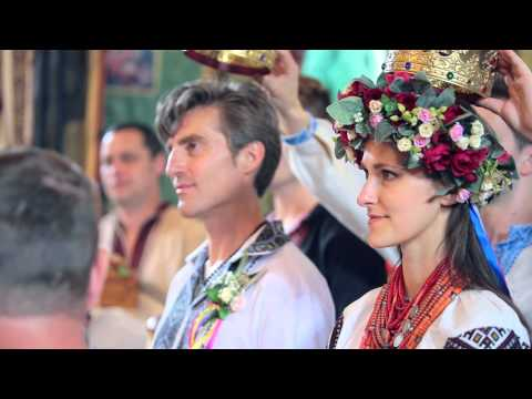 My Ukrainian Carpathian Wedding