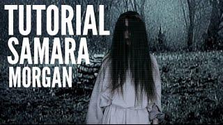 HALLOWEEN: Maquillaje Samara Morgan (The ring Makeup Tutorial)