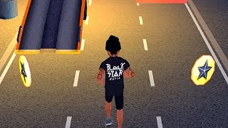 Black Star Runner - Android Gameplay
