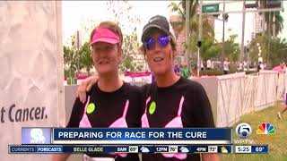 Preparations underway for the Race For The Cure