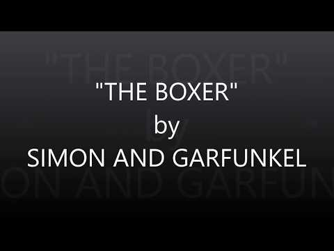 """The Boxer"" - by Simon and Garfunkel in Full Dimensional Stereo"