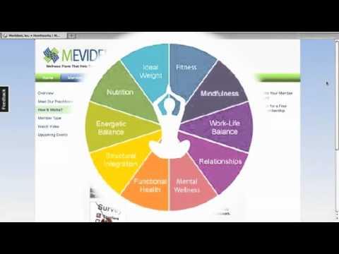Mevident - Corporate Wellness Benefit Platform