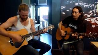 Alcest Live Acoustic performance @ Vacation Vinyl, Los Angeles, CA 10/3/13