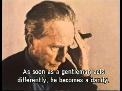"""""""Jeu d'échecs"""" avec Marcel Duchamp ,1963 / excerpts"""