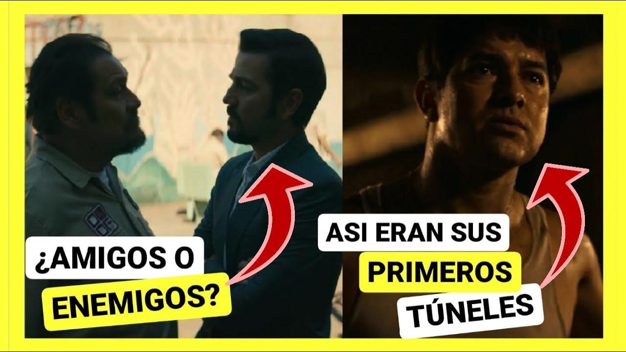 ✅ Así eran los Primeros Túneles del CHAPO GUZMÁN 👍 Narcos México 2 capitulo 4 lo que es real