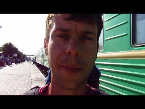 RTW trip: Taking a train to Kyrgyzstan