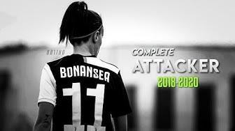 Barbara Bonansea・COMPLETE ATTACKER・2018/2020 (HD)