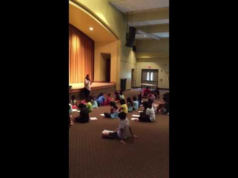 Hindu Society (North Carolina) camp 2016   - Anita Kulkarni