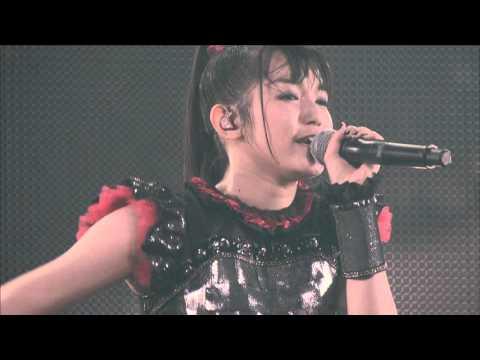 BABYMETAL「ギミチョコ!!」 LIVE DAM STADUIM コンテンツCM