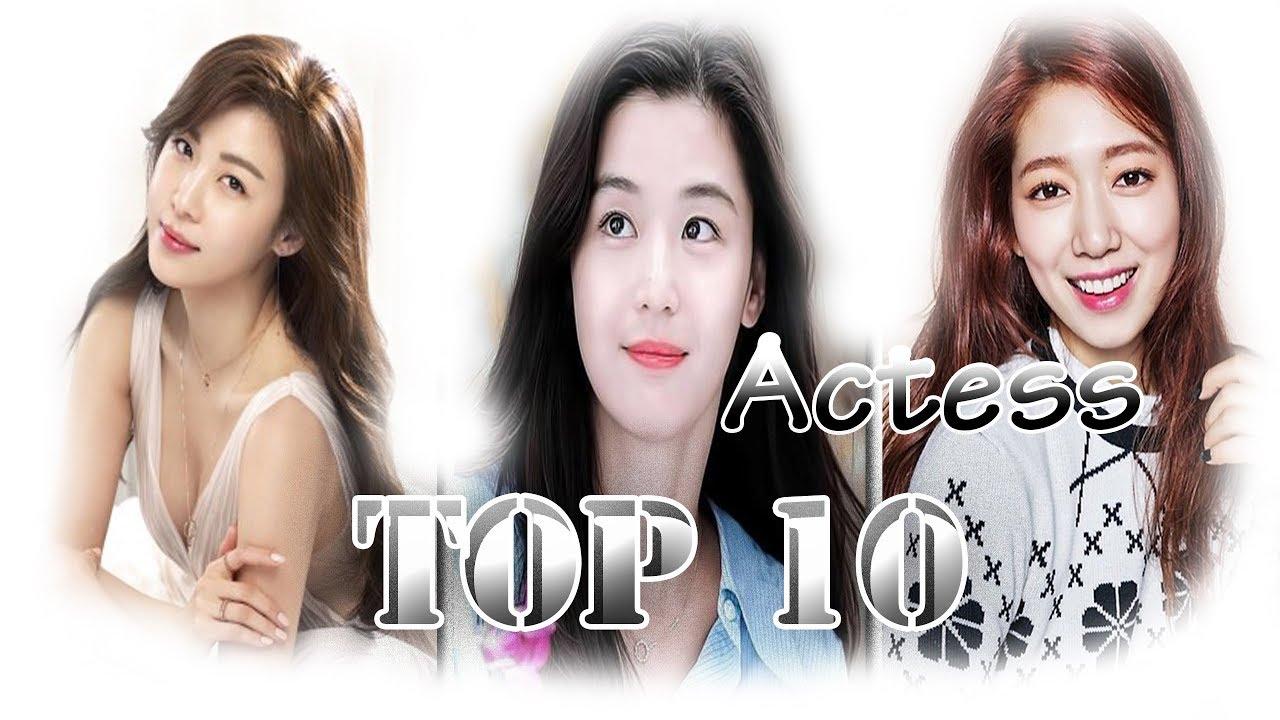 TOP 10 Highest Paid Korean Actress 2018 – 2019 ✔