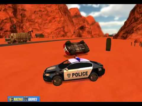jeux de police voiture 3d youtube. Black Bedroom Furniture Sets. Home Design Ideas