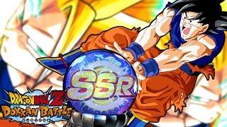 THE GREATEST DUAL SUMMON EVER! NANOGENIX vs RHYMESTYLE! Dragon Ball Z Dokkan Battle