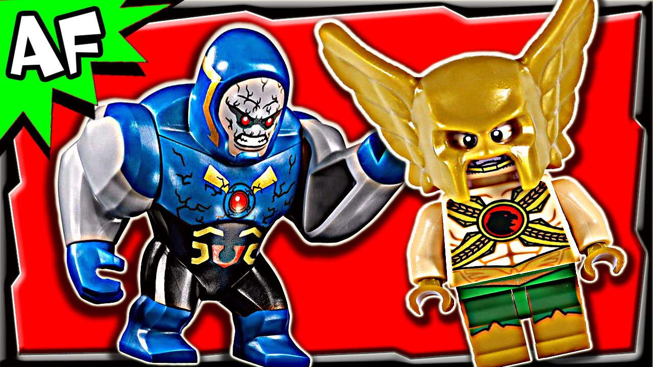Superman DARKSEID Invasion 76028 Lego DC Comics Super ...