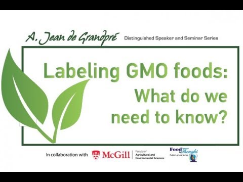 Labeling GMO foods: What do we need to know?