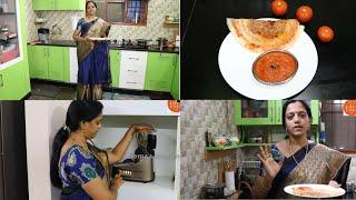 ரோட்டுக்கடை தக்காளி கார சட்னி/Tomato kara chutney/kara chutney in Tamil/Tomato chutney in Tamil