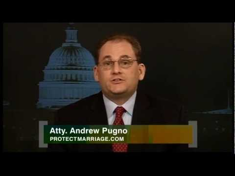 Andrew Pugno, General Counsel for ProtectMarriage.com talks about SCOTUS Prop 8 Hearing